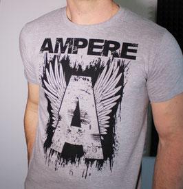T-Shirt ''LOGO A'' grau