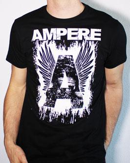 T-Shirt ''LOGO A'' schwarz