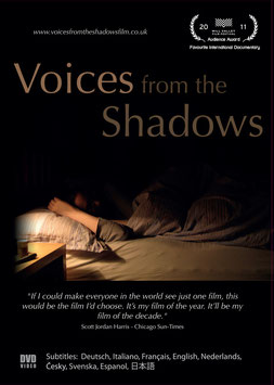 "DVD ""Voices from the Shadows ~闇からの声なき声~"