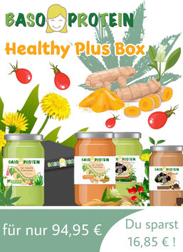 NEU: Die Healthy Plus Box