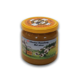 Baselbieter Blüten-Honig (kristallisiert)