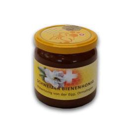 Baselbieter Sommer-Honig (weich kandiert) mit Siegel