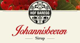 NEU: Johannisbeeren-Sirup, 5 dl