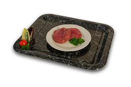 Rinds-Hohrücken (Kuh), Steaks