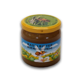 Baselbieter Sommer-Honig (kristallisiert)