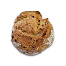 Speck-Brot, 500 Gramm