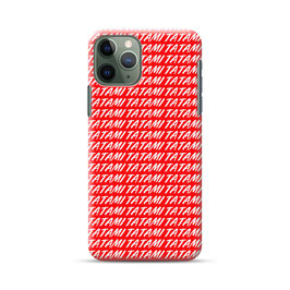 iPhone11pro case TATAMI model