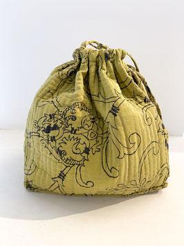 Ingrid silk bag