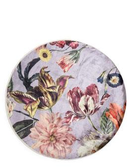 Teppich Flowers lila