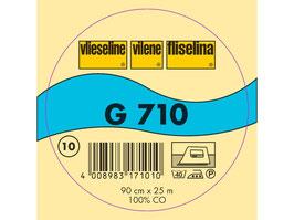 Vlieseline G 710  Weiß 0,5m