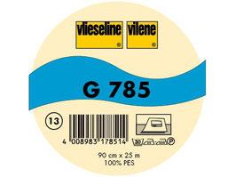 Vlieseline G 785 Weiß 0,5m