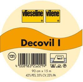 Vlieseline-Decovil I Beige  0,25m