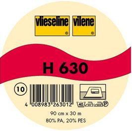 Vlieseline - H630 Weiß 0,5m