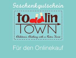 Online-Shop Gutschein