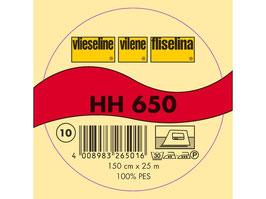 Vlieseline - HH 650 Weiß 0,5m