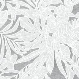 Viskose-Ausbrenner 'Spitze' Weiß