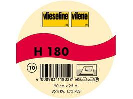 Vlieseline H 180 Weiß 0,5m