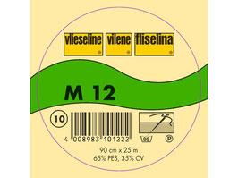 Vlieseline M 12 Weiß 0,5m