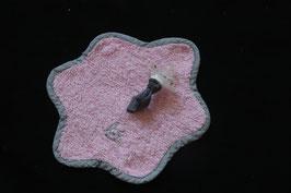 Spenendoekje roze