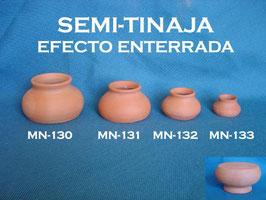 SemiTinaja Efecto Enterrada