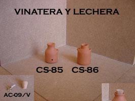 Vinatera y Lechera 3 cm.