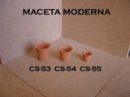 Maceta Moderna