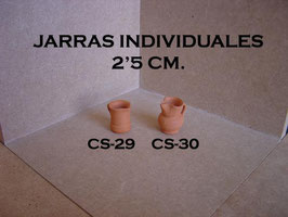 Jarras 2 modelos