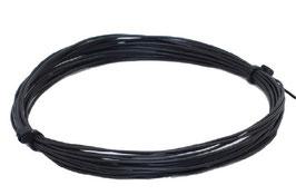 40148 Rollo 5 metros Cable Negro 12v.