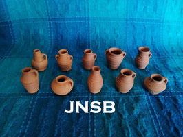 Jarrones JNSB Rayas 10 mod. 3 cm.