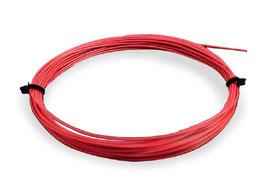 40147 Rollo 5 metros Cable Rojo 12v.