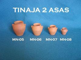Tinaja 2 Asas