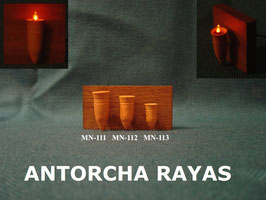 Antorcha Rayas