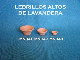 Lebrillos Altos de Lavandera