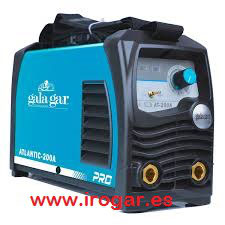 SOLDADORA INVERTER ATLANTIC 200 GALAGAR