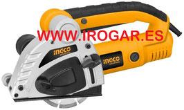 ROZADORA DE MUROS INGCO WLC15001