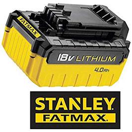BATERÍA STANLEY FATMAX 18 V 4AH . FMC688L-XJ