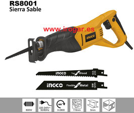 SIERRA SABLE INGCO  RS8001