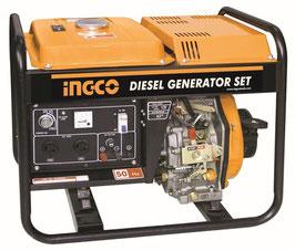 GENERADOR GASOIL INGCO 3KW  3000W