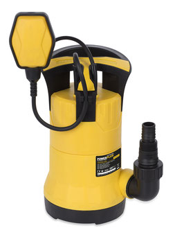 BOMBA SUMERGIBLE POWXG9507 POWER PLUS 550W