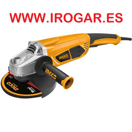 AMOLADORA ANGULAR INGCO AG23508E 2350W