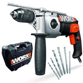 WORX WX311. 1 - TALADRO PERCUTOR 1. 100W