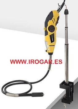Multiherramienta rotativa 180W + 100 accesorios Powerplus POWX1340