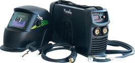 SOLDADOR INVERTER CEVIK BLACK 200 PLUS+CARETA AUTOMATICA
