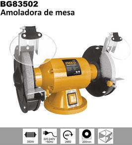AMOLADORA DE MESA INGCO BG873502