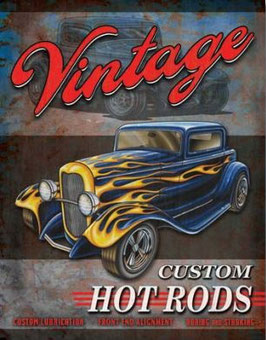 Vintage Custom Hot Rods