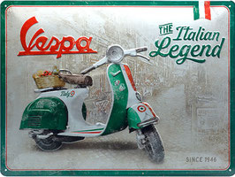 Vespa The Italian Legend
