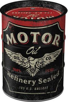 Motor Oil Ölfass Spardose