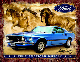 Mustang true American Muscle