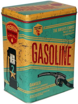 Gasoline Vorratsdose