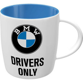 BMW Drivers Only Tasse